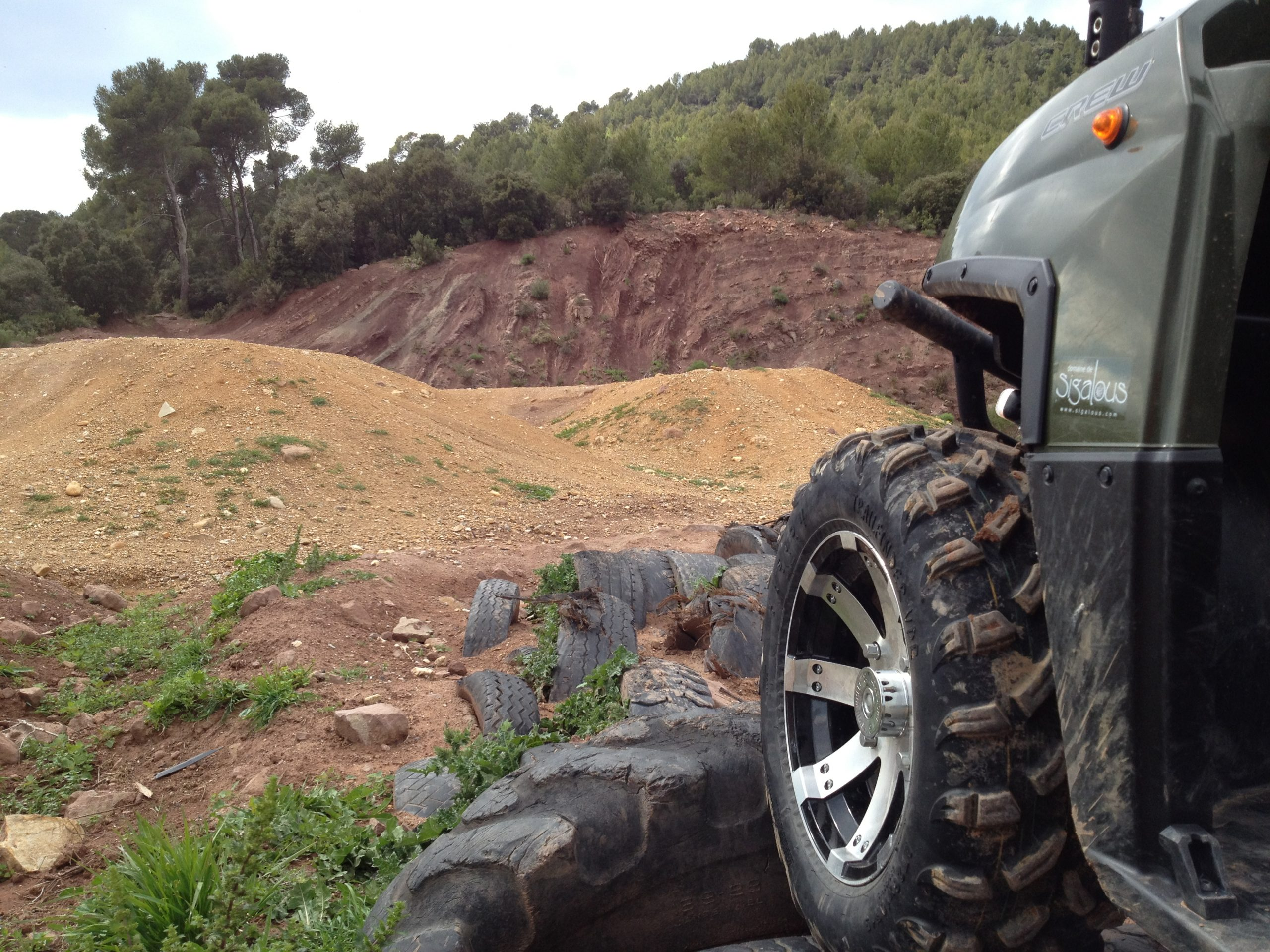 domaine sigalous off road 1621